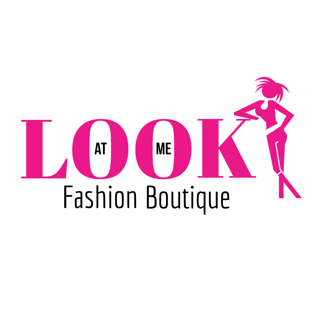 Look at me Boutique Logo Design