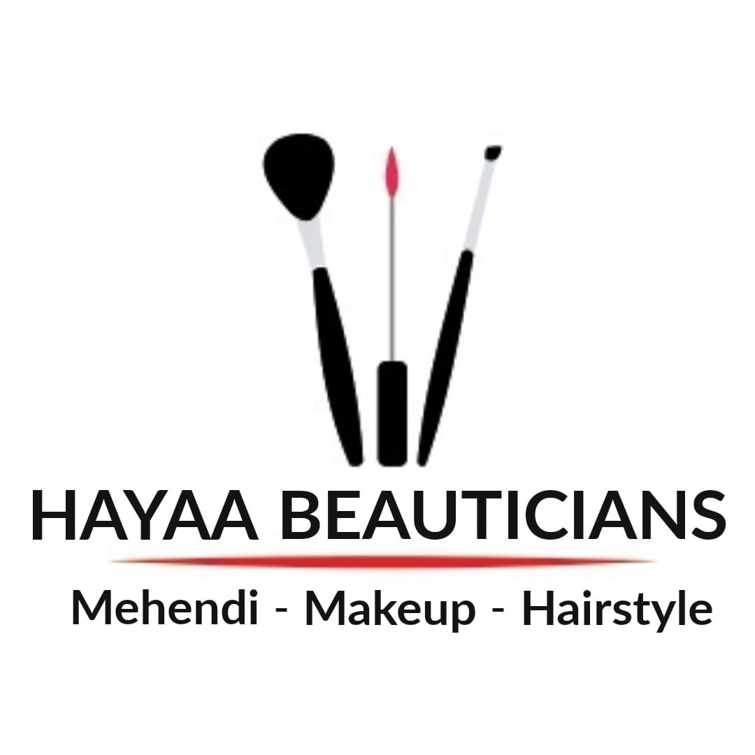 Hayaa Beauticians Logo Design