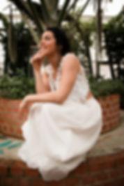 Ingrid Ulije créatrice robe de mariée bijou paris