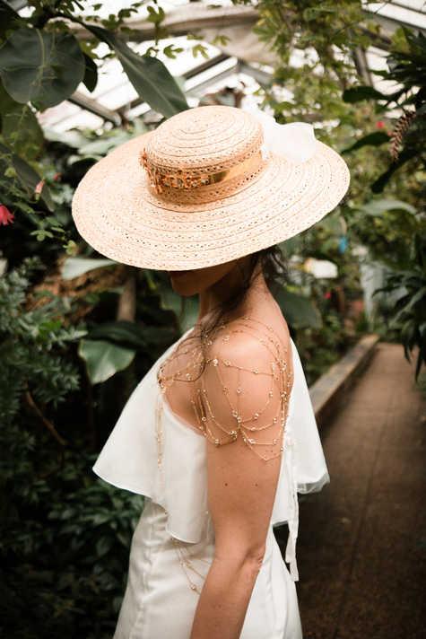 chapeau San Julian