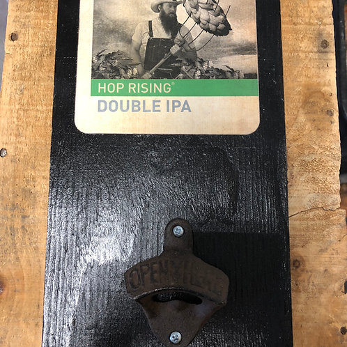 Hop Rising Double IPA Beverage Opener
