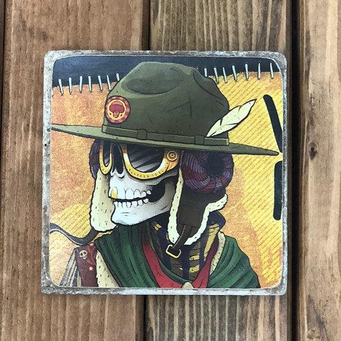 New Belgium Voodoo Ranger Coaster