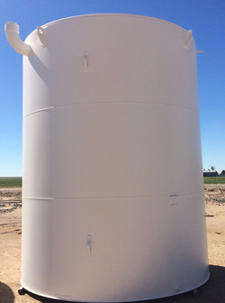 Double walled 300 bbl or 12,600 gal