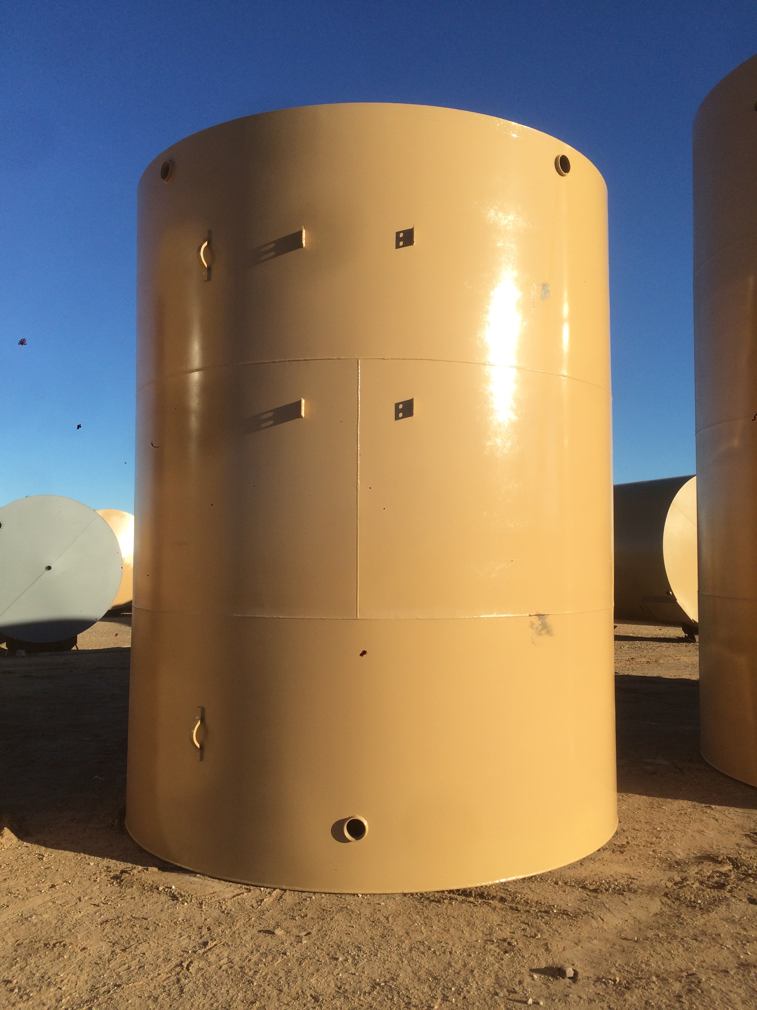 300 bbl or 12,600 gal
