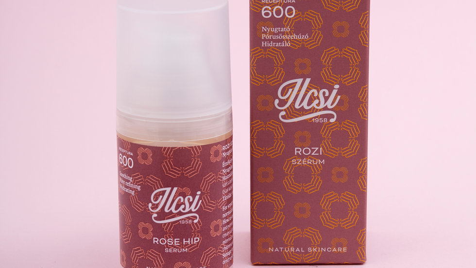 Ilcsi Rose Hip Serum