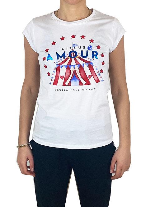 T-Shirt Circus Amour