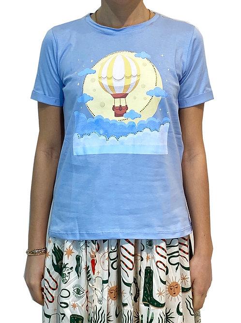T-Shirt Mongofiera Cielo