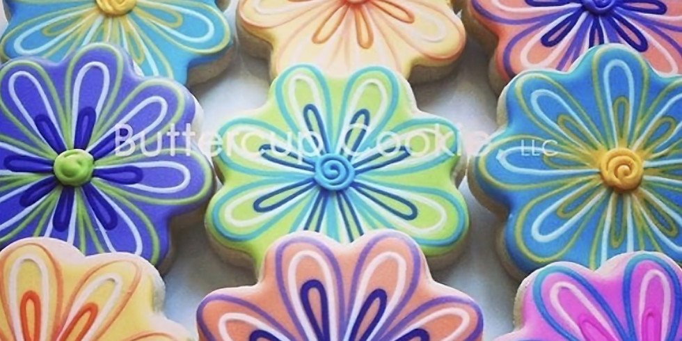 PRIVATE CLASS Spring Cookie Decorating