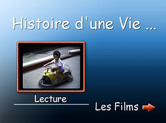menu du DVD  8 mm