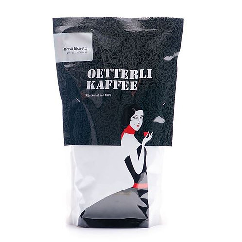 Kaffeebohnen Brasil-Ristretto - Oetterli Kaffee, 500g