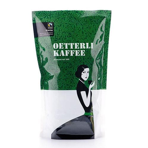 Kaffeebohnen Bio Knospe - Oetterli Kaffee, 500g