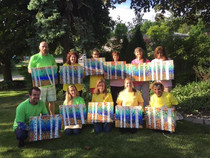 BCMA Does Paint Night!