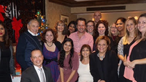 Our Staff Party - Celebrating the Holidays!