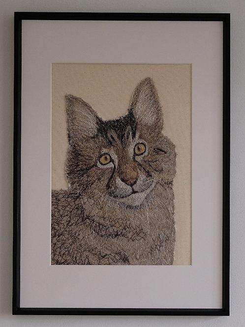 CAT ORIGNIAL - A4