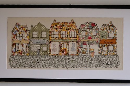 SHOP FRONTS ORIGNAL - 79 cm x 44 cm
