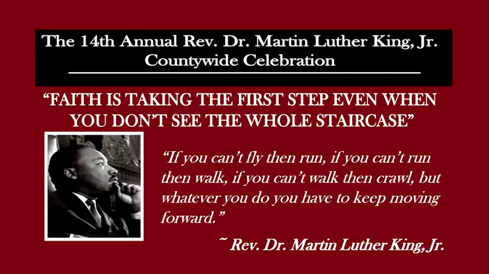 14th Annual Champaign County MLK Celebration