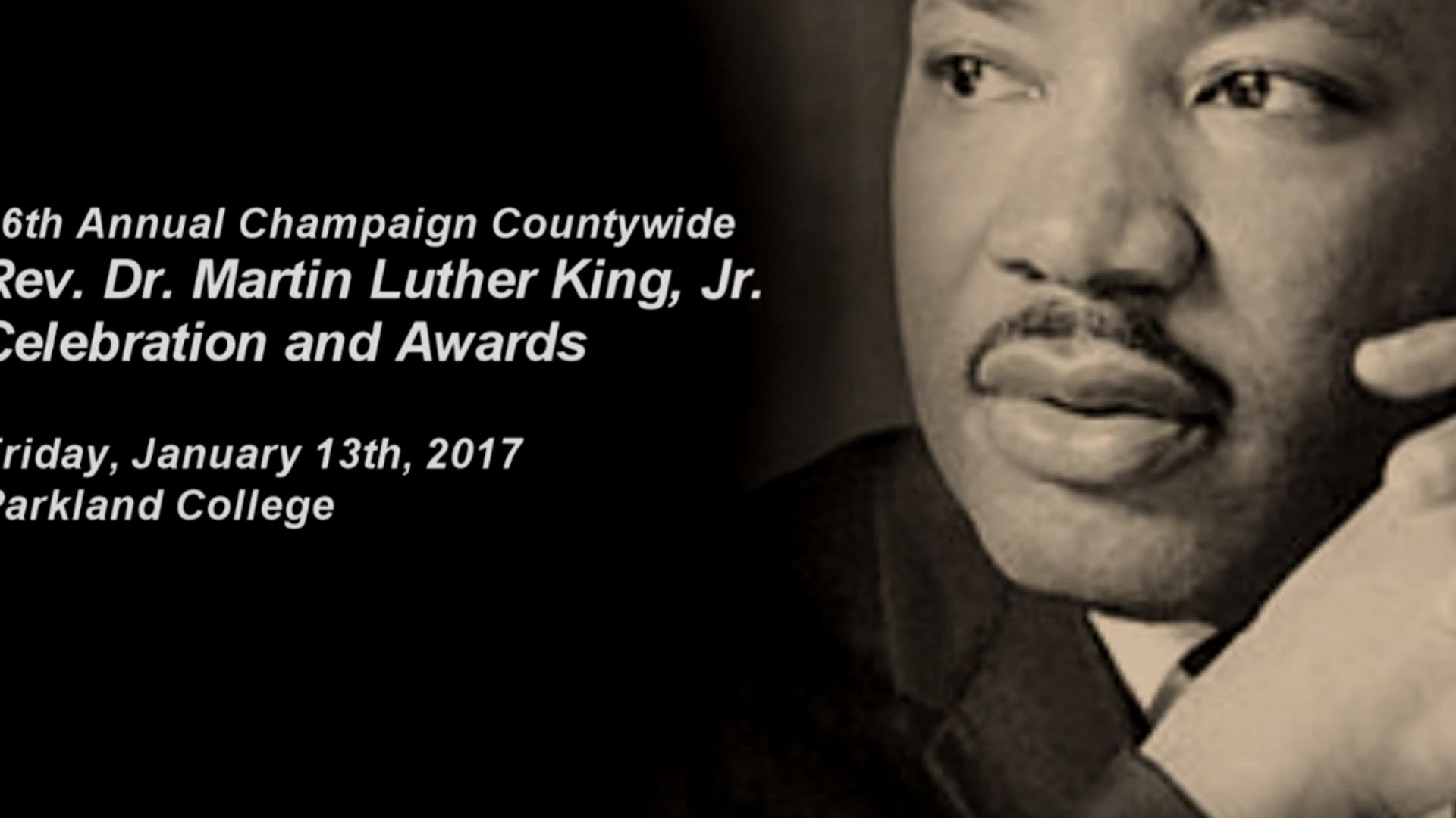 16th Annual Champaign County MLK Celebration