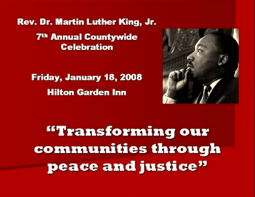 7th Annual Champaign County MLK Celebration