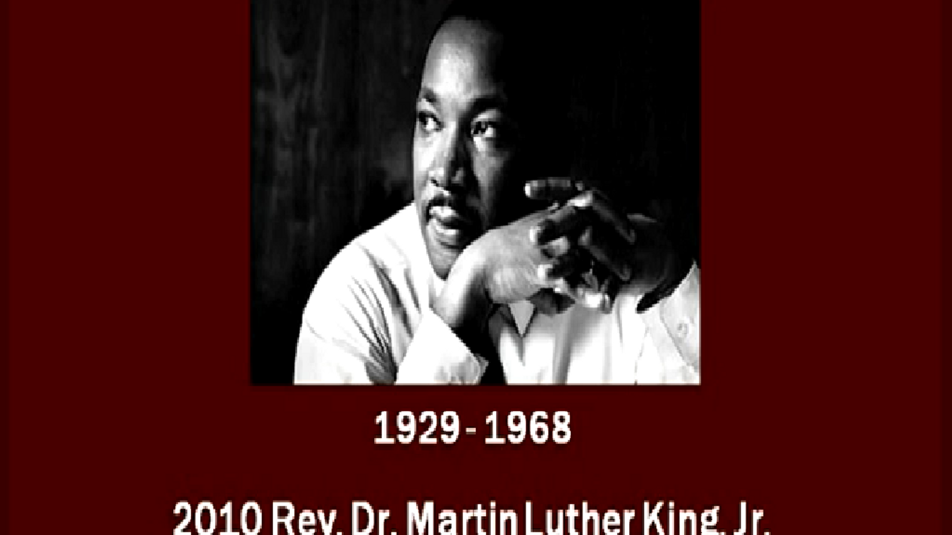 9th Annual Champaign County MLK Celebration