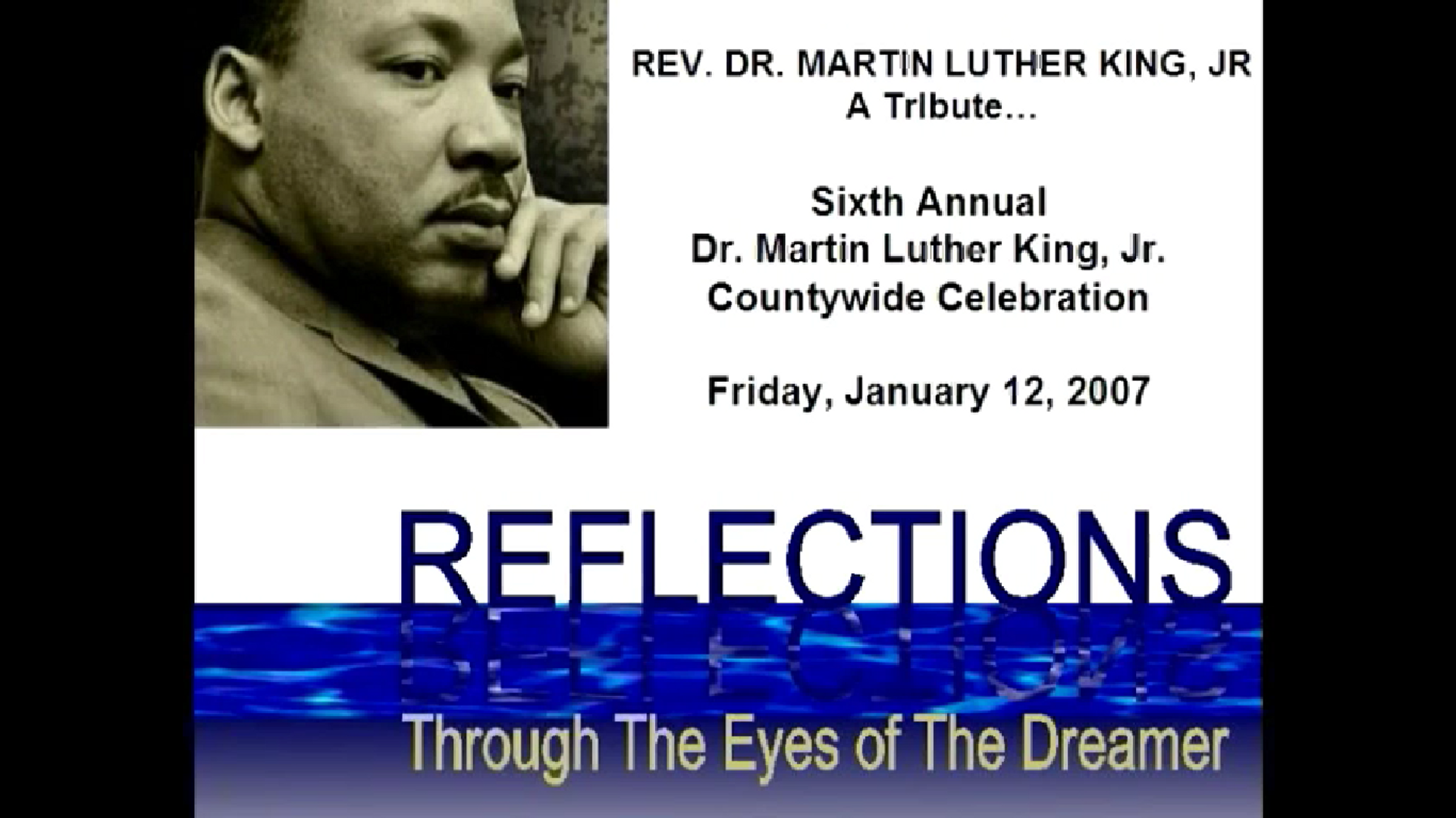6th Annual Champaign County MLK Celebration