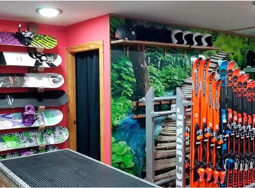 Pon a punto tus Esquís o Tabla de Snowboard