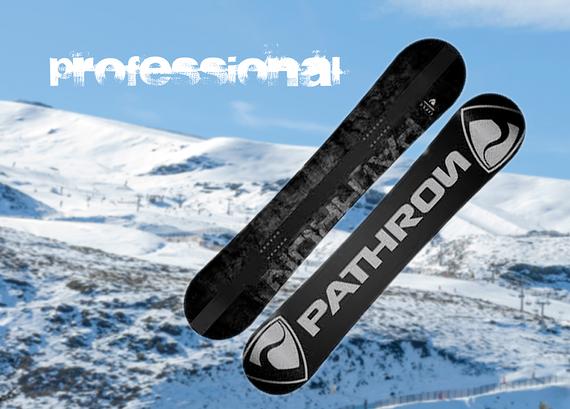 Tablas de Snowboard Gama Professional