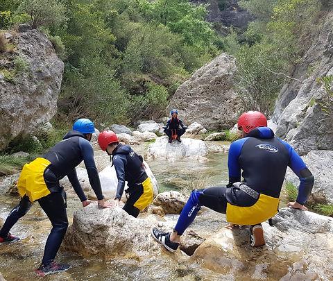 Río Verde con Sierra Nevada Adventure &