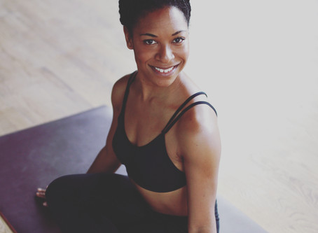 """""""It's OK Just to Start"""": Yoga for Black Lives and the Sweetness of Life"""