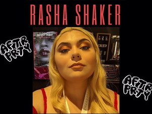 Women and Non-Binary People in the Music Industry: Rasha Shaker