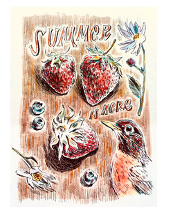 Summer is Here | Sarah Wildfang