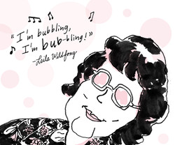 I'm Bubbling (Gram) | Sarah Wildfang