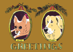 Christmas Card | Sarah Wildfang