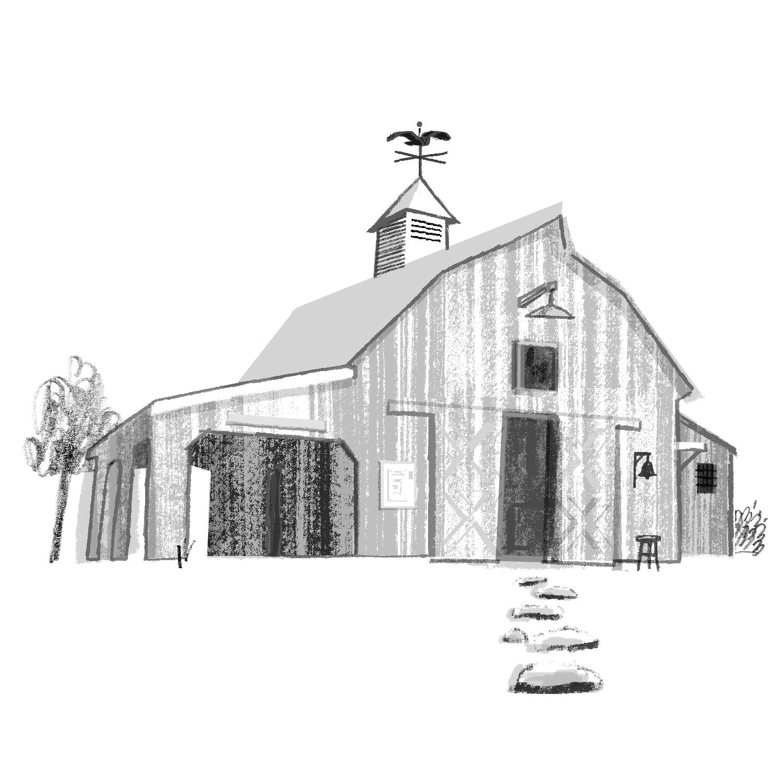 Big Barn   Sarah Wildfang