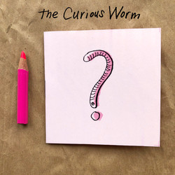 The Curious Worm Cover