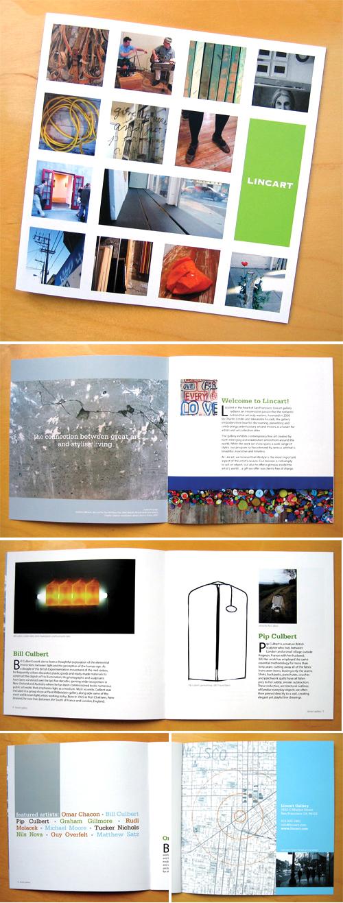 LincArt Catalog