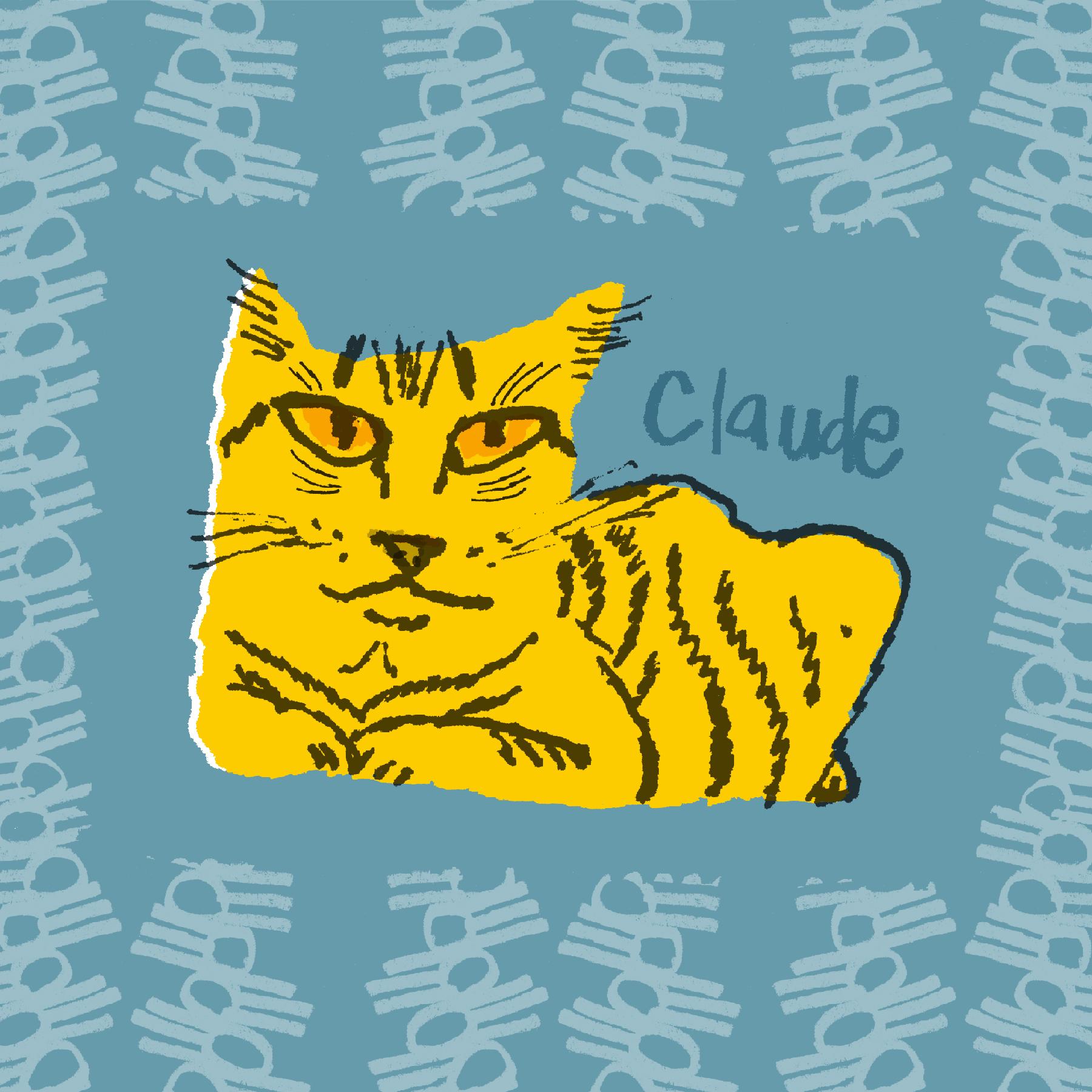 Claude | Sarah Wildfang