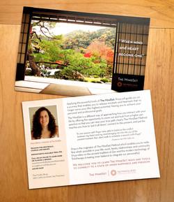 The Mindful Body-Mindset postcard