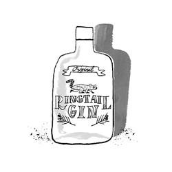 Ringtail Gin | Sarah Wildfang