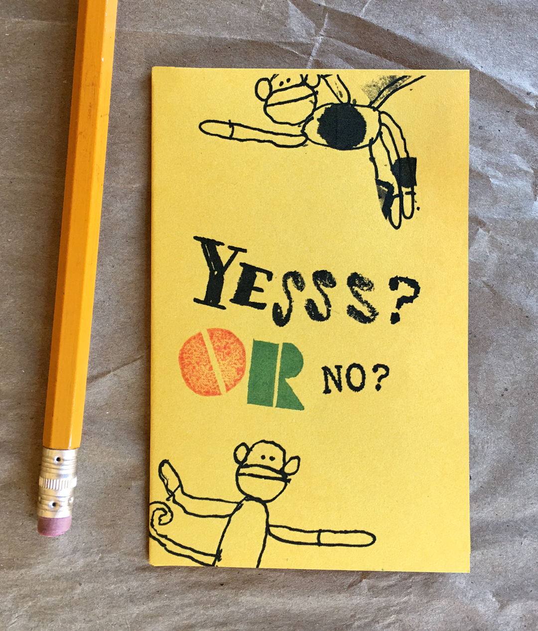 Yes or No Cover