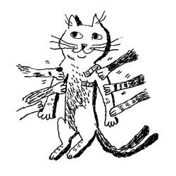 Cat Comfort | Sarah Wildfang