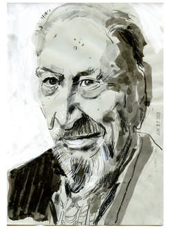 Portrait of Milton Glaser | Sarah Wildfang