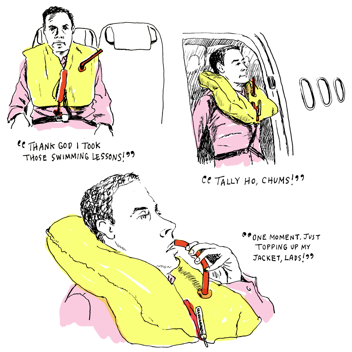 Flight Safety | Sarah Wildfang