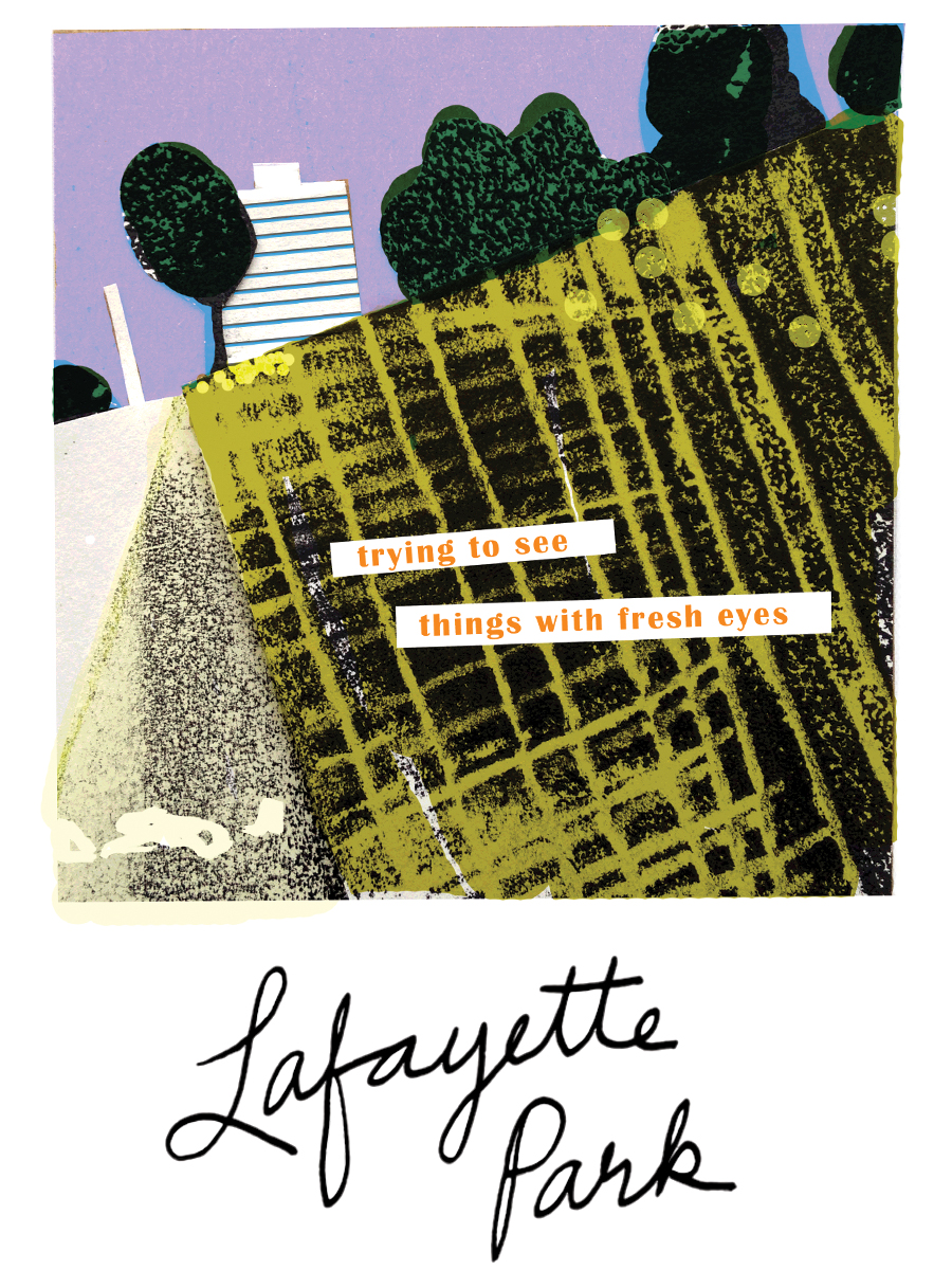 Lafayette Park | Sarah Wildfang