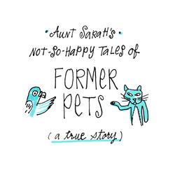 Former Pets Title Page