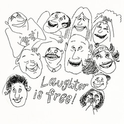 Laughter is Free | Sarah Wildfang