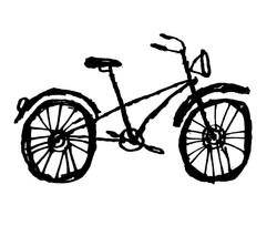 Black Bike | Sarah Wildfang