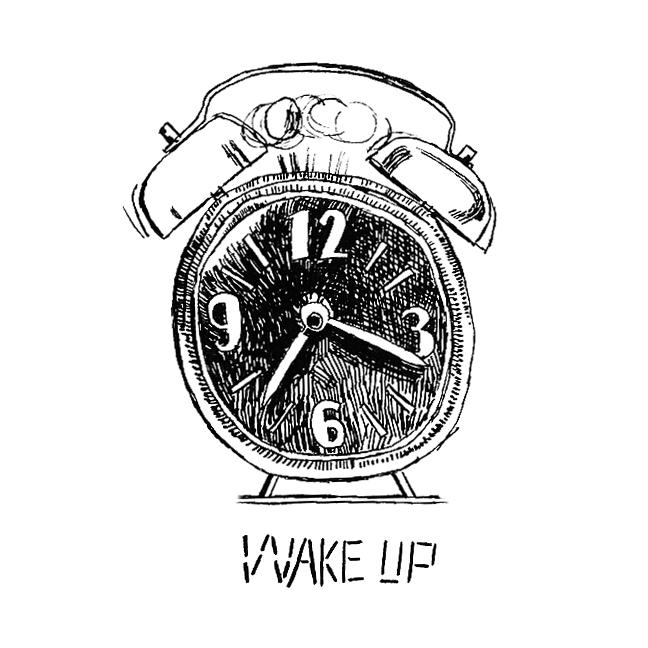 Wake Up | Sarah Wildfang