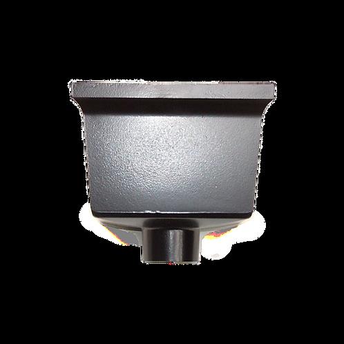 Standard Cast Aluminium Hopper