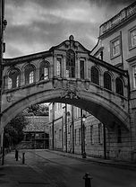 fabled archways, Oxford bridge of sighs, Hertford College Oxford