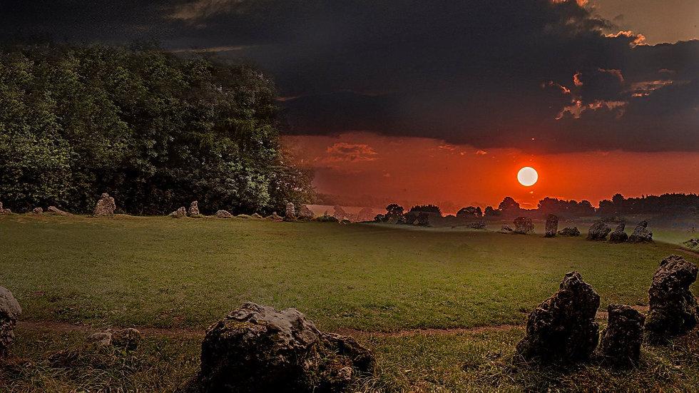 Summoning the Sunrise, Rollright Stones